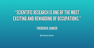 Quotes About Research