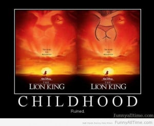 Funny Lion King Quotes