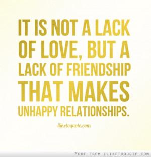 Unhappy quote #3