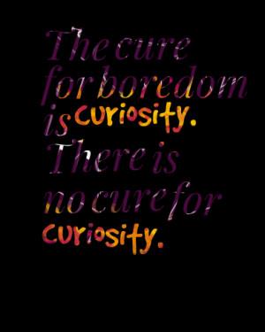 Boredom Quotes 1