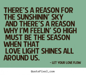 Quotes About Love By Let Your Love Flow
