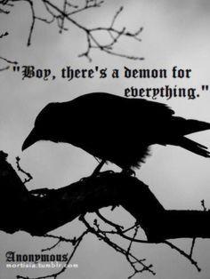 demon quote