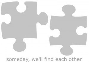 each other, love, missing you, pieces, puzzle, quote, quotes, romantic ...