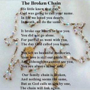 miss my grandma. A year and a half ago, 3/25/2011. I take heart in ...