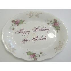 asshole_plate_greeting_cards_pk_of_10.jpg?height=250&width=250 ...