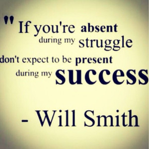 Will Smith Quote #success