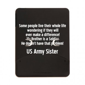 Proud Army Sister Quotes