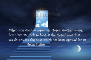 Home Blog Quotes One Door Closes, One Door Opens