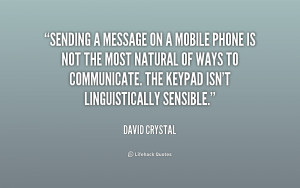 Cell Phone Quotes