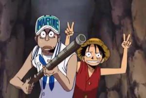 BLOG - One Piece Funny Luffy