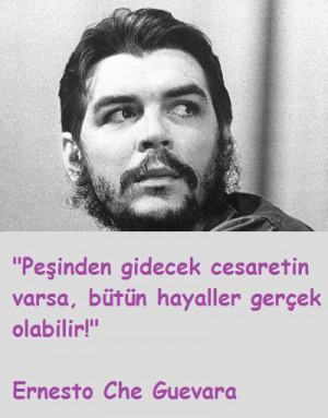 Ernesto Che Guevara Quotes