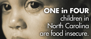 Hunger in North Carolina
