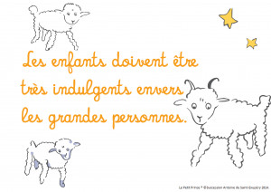 Four less-known quotes in French