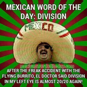Funny Mexican Quote Of The Day