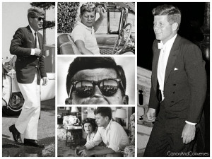 Menswear Monday: John F. Kennedy