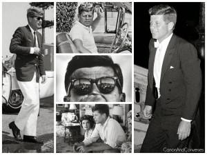 Menswear Monday: John F. Kennedy