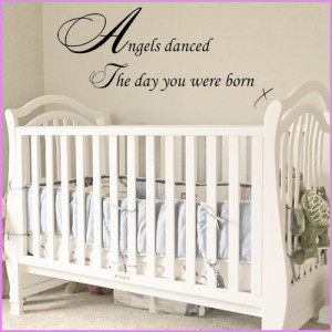 Wall Decals Quotes for Nursery Ideas