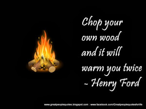 Work & Success - Henry Ford