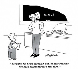 Funny vacation quotes why are homeschoolers weird
