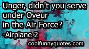 Funny Air Force Quotes...