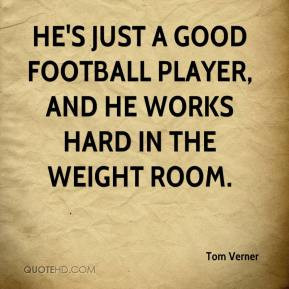 Good Football Player Quotes