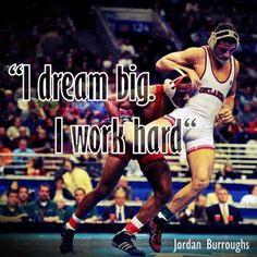 Jordan Burroghs #wrestling More