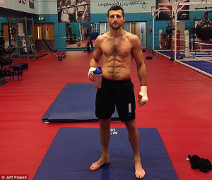 You are what you eat: Carl Froch is known as one of boxing's best ...