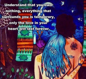Hippie quotes, best, positive, sayings, love