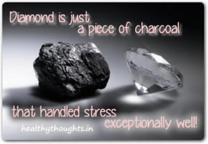 ... stress motivational quotes diamond Funny Quotes About Work Stress