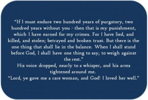 ... Outlander series) must be one of my all time favorite quotes ever