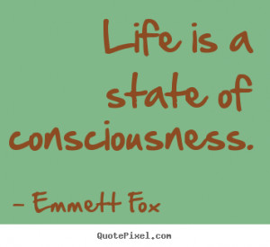 quotes about inspirational by emmett fox make personalized quote ...