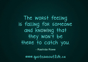 Catching Feelings Quotes Tumblr Picture