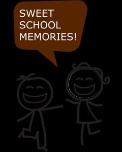 Flip books make sweet school memories!