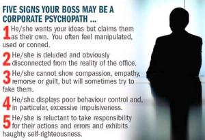 The Toxic Boss