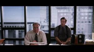 Mark Wahlberg Wahlberg in The Departed