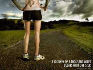love running plain and simple running has made me a stronger more ...