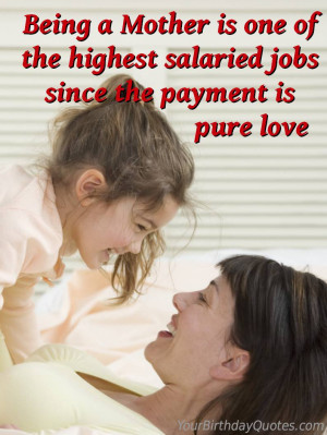 ... jobs-quote-and-the-picture-of-happy-moms-and-her-baby-sweet-quote
