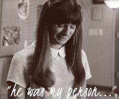 glee #the quarterback #Rachel Berry
