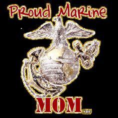 marine mom quotes | Proud Marine Mom Graphics Code | Proud Marine Mom ...
