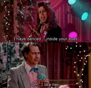 The Wedding Singer lol I love this movie
