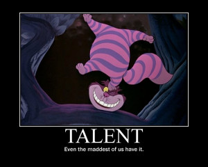 Cheshire Cat Motivation by keep-me-posted