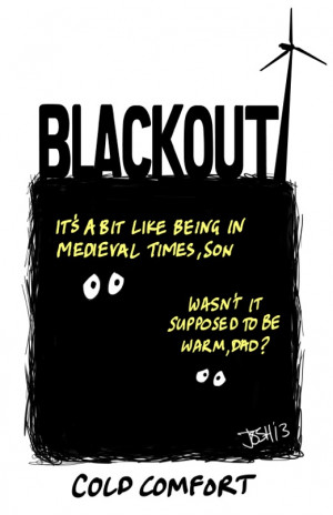 March 30th, 2013 | Categories: Alternate Energy , Blackout , Earth ...