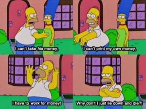 """... Simpsons"""" Brings Us the Truth in These Memorable Quotes (20 pics"""