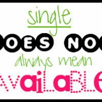 single quotes photo: Single vs Available singlenotavailable.png