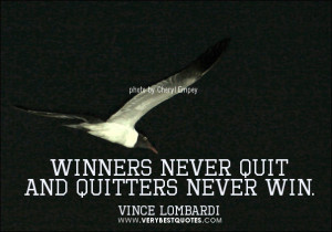 68 Best Inspirational Quotes About Winners