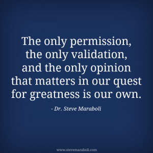 Quotes About Validation
