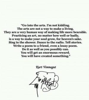 Vonnegut Quotes