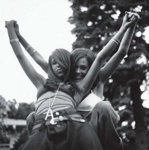 Black and White 90s aaliyah RIP babygirl kidada jones