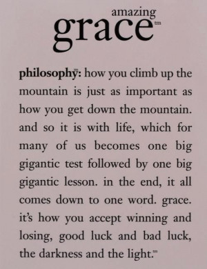 Amazing Grace. Love reading this every morning.. Words to try and live ...