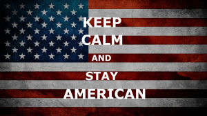 american flag wallpaper keep calm quotes archived in Flags , Quotes ...